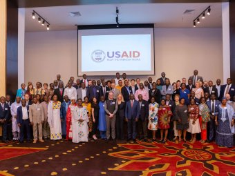 Act to End NTDs project launch, Accra, Ghana