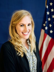 Carly Smith is the Neglected Tropical Diseases (NTD) Program Assistant in the U.S Agency for International Development's (USAID) Bureau for Global Health, Office of Infectious Disease
