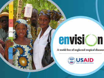 ENVISION project leaflet cover