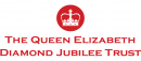 Queen Elizabeth Diamond Jubilee Trust logo of a crown