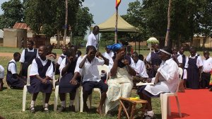 Celebrating success on the road to national trachoma elimination in Uganda