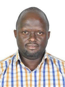 Gilbert Baayenda, National Program Officer for Trachoma Control, Ministry of Health Uganda