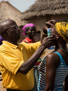 Photo: Sightsavers/Ruth McDowall