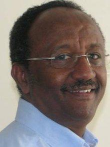 Teshome Gebre, Regional Director for Africa, International Trachoma Initiative